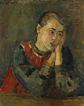 Alexej von Jawlensky: Kind mit gestutztem Kopf
