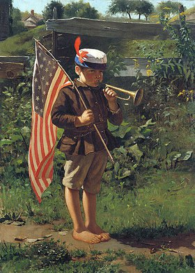 John George Brown: Der junge Patriot