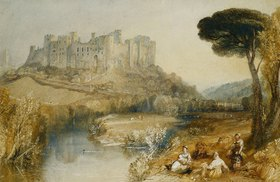 Joseph Mallord William Turner: Ludlow Castle