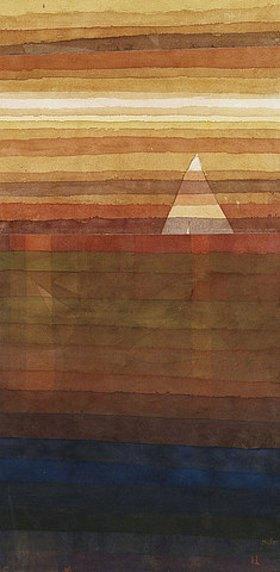 Paul Klee: Einsames