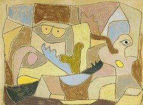 Paul Klee: ... Gilt auch für Pflanzen. 1932