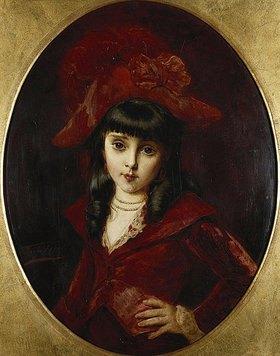 Léon Herbo: Das rote Kleid