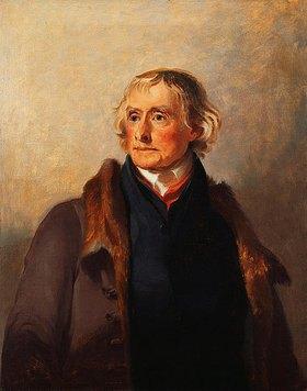 Thomas Sully: Thomas Jefferson