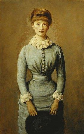 Sir John Everett Millais: Miss Evelyn Otway