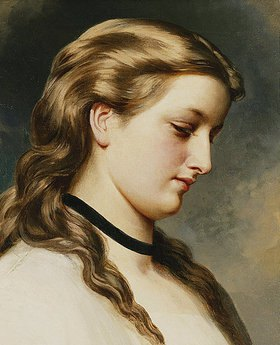 Albert Gräfle: Eine junge Schönheit