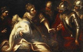 Luca (Fa Presto) Giordano: Tod der Lucretia