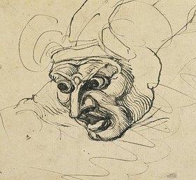 Johann Heinrich Füssli: Ein bedrohliches Gesicht