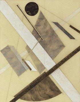 El Lissitzky: Proun: Energiepfad und Dynamische Ströme