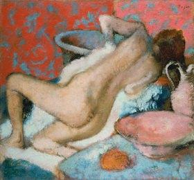 Edgar Degas: Aktstudie