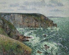 Gustave Loiseau: Am Kap Frehel (La Pointe du Jars au Cap Frehel)