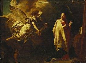 Giovanni Battista Piazzetta: Die Verkündigung Mariä