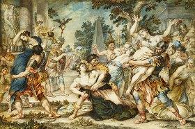 Römisch: Raub der Sabinerinnen
