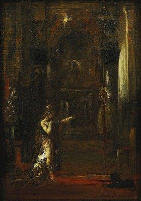 Gustave Moreau: Die Erscheinung