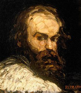 Paul Cézanne: Selbstportrait des Künstlers