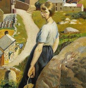 Harold Harvey: Ein Mädchen aus Cornwall