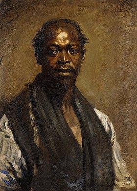 Sir William Orpen: Portrait eines Schwarzen