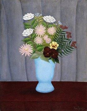 Henri Rousseau: Gartenblumenstrauß (Fleurs de Jardin)