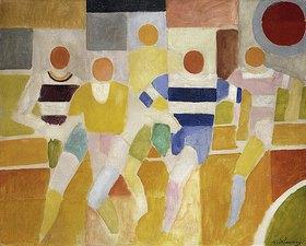 Robert Delaunay: Die Läufer (Les Coureurs)