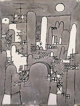 Paul Klee: Das Tor
