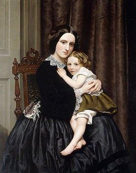 Robert Scott Tait: Mutter und Kind