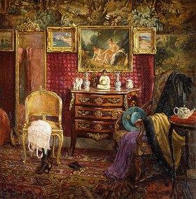 Einar Wegener: Boudoir