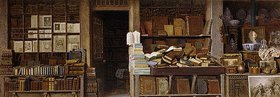 Benjamin Walter Spiers: Ein Antiquariat in London