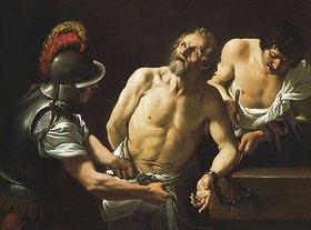 Sisto Badalocchio: Das Martyrium des heiligen Bartholomäus