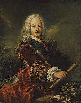 Giovanni Antonio Guardi: König Ferdinand VI von Spanien (1713-1759)