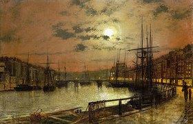 John Atkinson Grimshaw: Whitby