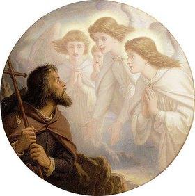 Sir Joseph Noel Paton: Lead, Kindly Light