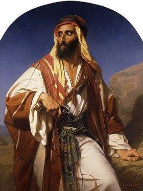 Godfried Guffens: Ein beduinischer Stammesfürst