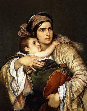 Cesare Felix Georges Dell'Acqua: Eine griechische Mutter