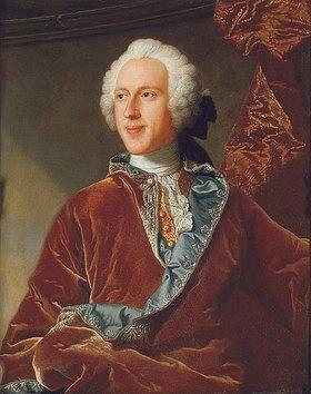 Hyacinthe Rigaud: Sir Bourchier Wrey (1714-1784)