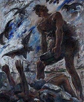 Lovis Corinth: Kain