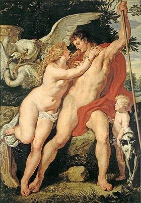 Peter Paul Rubens: Venus und Adonis