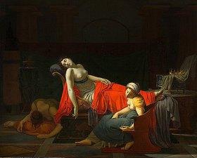 Jean-Baptiste Regnault: Der Tod der Kleopatra