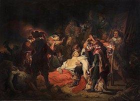 Eduard Geselschap: Auffindung der Leiche Gustav Adolfs