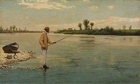 Reiner Dahlen: Der Angler