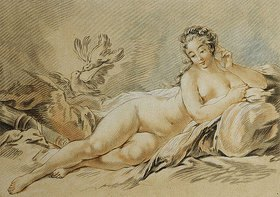Louis-Marin Bonnet: Die ruhende Venus (Le Repos de Venus)