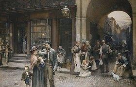 William Permeanus Cornish: An einem Samstagabend