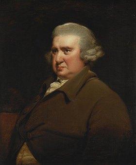 Joseph Wright of Derby: Portrait von Erasmus Darwin, dem Großvater von Charles Darwin