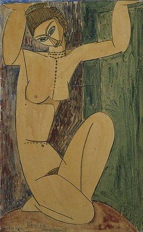 Amadeo Modigliani: Karyatide