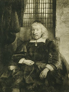Rembrandt van Rijn: Thomas Haaringh ('Der alte Haaringh')