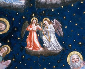 Vincenzo Foppa: Musizierende Engel