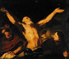 Mattia Preti: Der Heilige Andreas