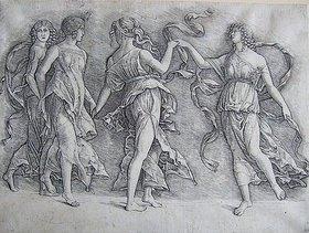 Andrea Zoan: Vier tanzende Musen