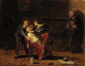 Pieter Jansz Quast: Der Wundarzt