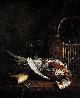 Claude Monet: Stillleben mit Fasan