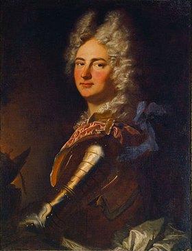Hyacinthe Rigaud: Pfalzgraf Christian III. von Zweibrücken-Birkenfeld