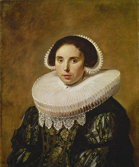Frans Hals: Sarah Wolphaerts van Diemen